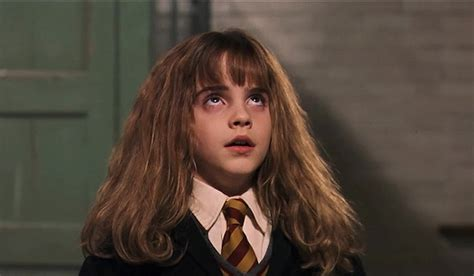 hermione granger in the 1st movoe 7 curiosities about the actress emma watson hermione from