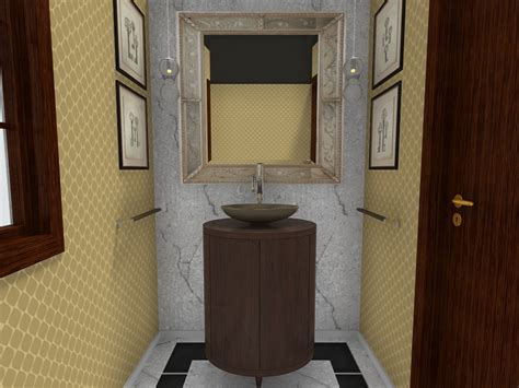 chosing powder room finishes 10 perfect powder room ideas roomsketcher blog