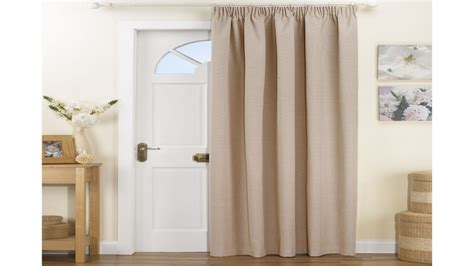 black thermal door curtain 15 inspirations thermal door curtains house decoration ideas