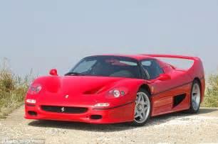 How Much Is A Ferrari F50 by Ferrari F50 Crash Kills Teenage Boy And 37 Year Old Man In
