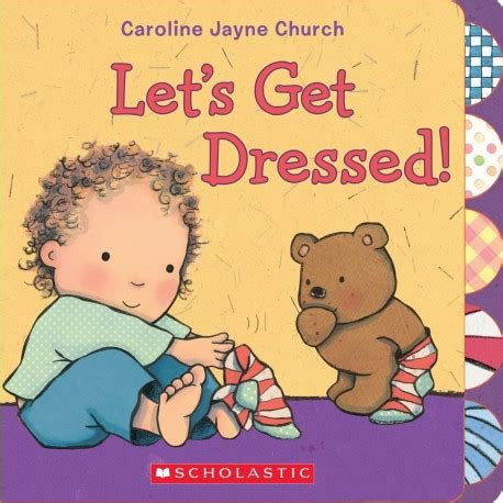 libro how to get dressed let s get dressed english wooks