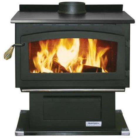 vogelzang mountaineer 2000 sq ft wood burning stove with