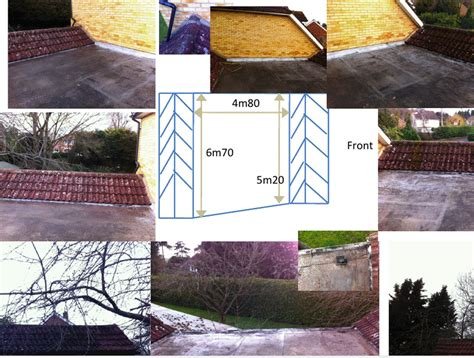 flat roofing harrow mineral felt roof flat roofing