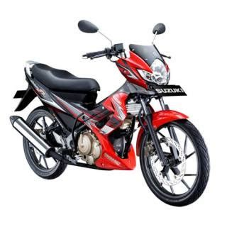 Switch 4 Kaki Duduk modifikasi motor new satria fu 2009