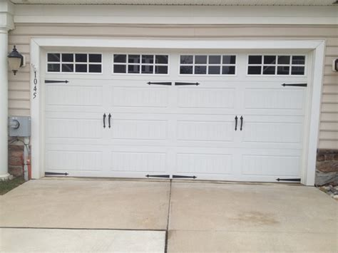 clopay gallery garage doors traditional garage and