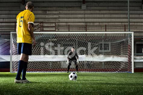 white house youth soccer football match in stadium penalty kick stock photos freeimages com