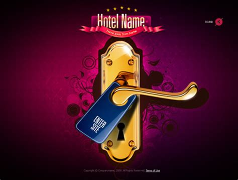 ppt templates free download hotel hotel dynamic flash template