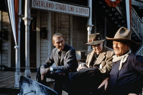 He Man Who Shot Liberty Valance Watch A Documentary On John Ford As Paramount Announces