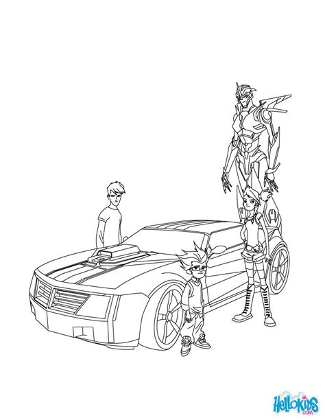 autobots coloring page more transformers content on