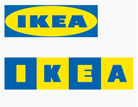 ikea company rethinking ikea s logo on behance