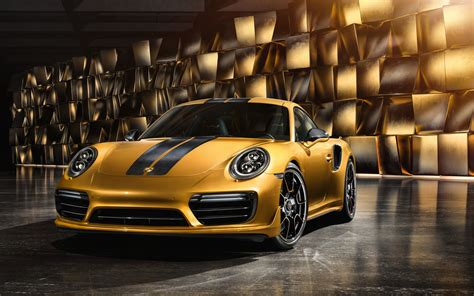 porsche  turbo  exclusive series wallpapers hd