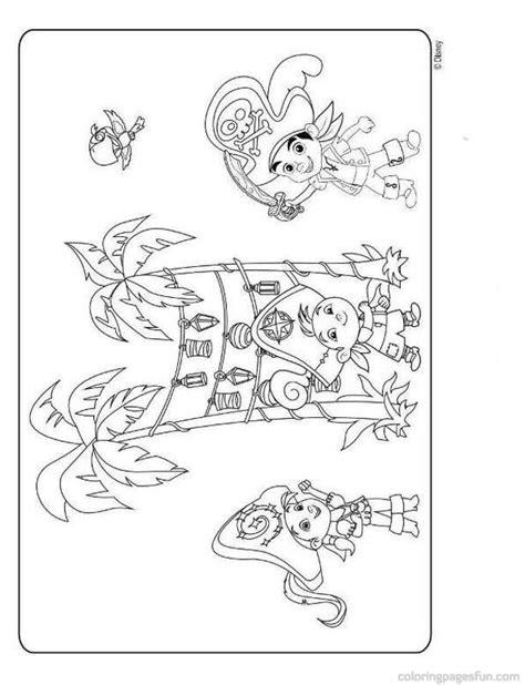 disney coloring pages jake and the neverland jake and the neverland pictures coloring home