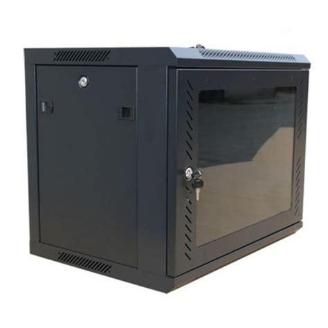 18u Server Rack by Nuromicron Floor Standing Equipment Server Rack 18u
