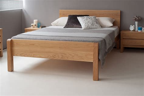 Tibet Solid Wood Bed Natural Bed Company Wooden Beds