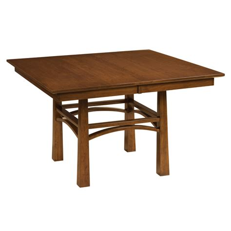 Andersons Furniture by Pub Table Amish Dining Tables Amish Furniture