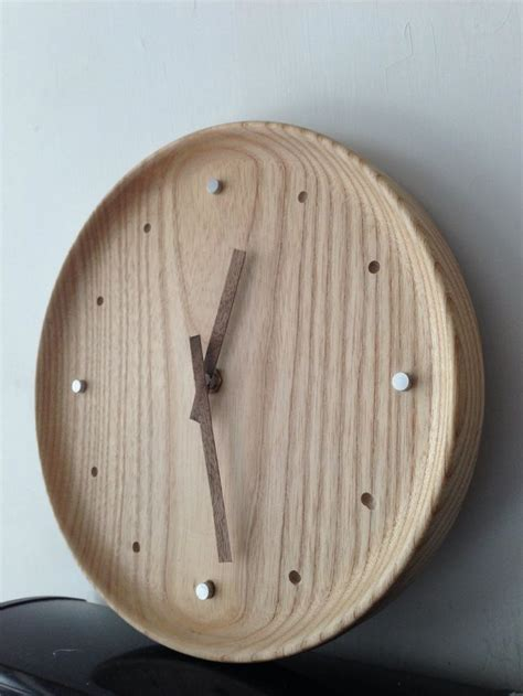clocks for woodworking projects best 25 wooden clock ideas on 8 x 8 wall