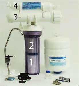 water filter system for home max water 4 stage home osmosis system