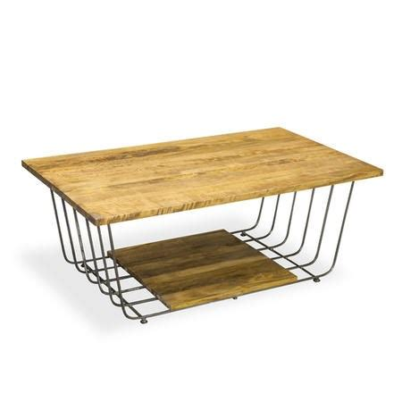 Aiden Coffee Table by Signature Aiden Loft Rectangular Industrial Coffee Table Furniture123