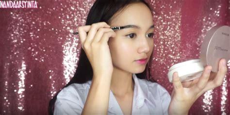 Anak Sma Pakai Makeup Ke Sekolah Setuju Female Daily | anak sma pakai makeup ke sekolah setuju female daily