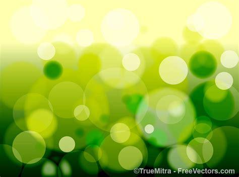 Kaos Greenlight Blue Sky Premium chispeantes burbujas de elementos de fondo verde