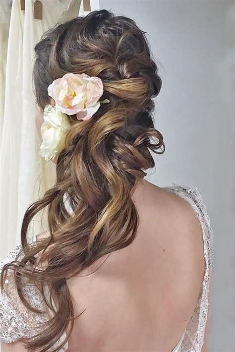 swept back styles 33 trendy swept back wedding hairstyles wedding home