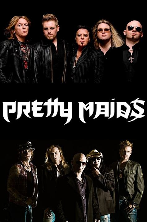 Pretty maids discography download.