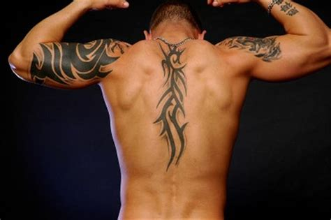 mens body tattoo ideas tribal body tattoos for men
