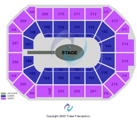 allstate arena floor plan allstate arena tickets in rosemont illinois allstate
