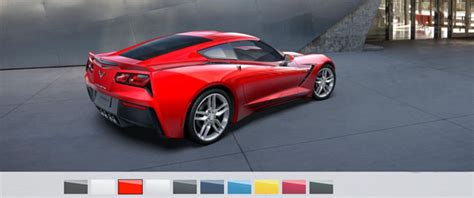 color us excited two new colors coming to corvette for 2015 corvetteforum