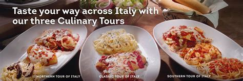 Current Olive Garden Specials by Culinary Tours Of Italy Regional Italian Cuisine Olive