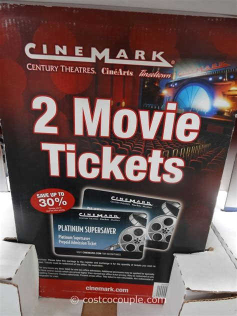 Costco Movie Gift Cards - gift card cinemark costco 4