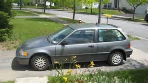 1991 honda civic hatchback v pictures information and