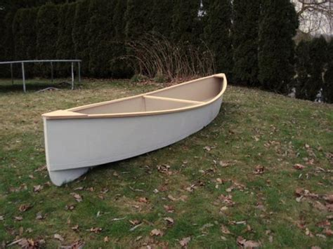 halifax mini bass boats 4 5 hour plywood canoe by storer boat plans