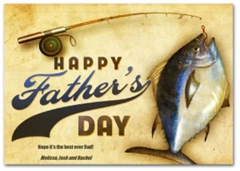 s day card template fishes happy fathers day fishing quotes quotesgram