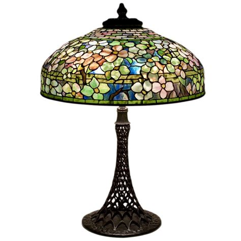Murano Glass Wall Sconce Tiffany Studios Dogwood Table Lamp At 1stdibs