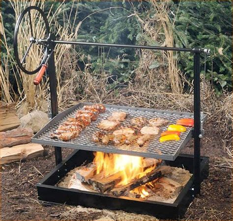 diy backyard grill the 25 best ideas about fire pit grill on pinterest diy
