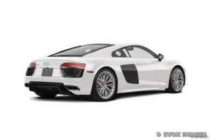 Cost Of Audi R8 2017 Audi R8 Pricing For Sale Edmunds