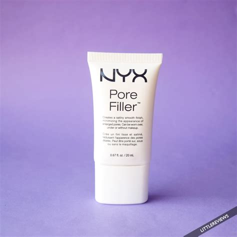 Nyx Pore nyx pore filler review
