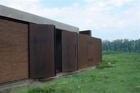 cortenstahl wandverkleidung ironex corten steel for architectural cladding