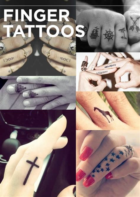 Finger Tattoo Buzzfeed | the 13 kinds of tattoos we all wanted in 2013