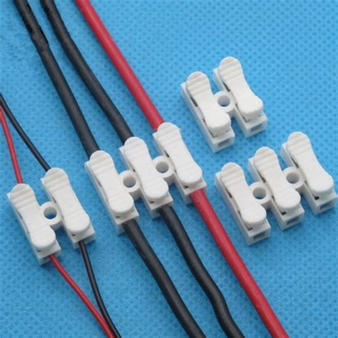 20pcs ch 3 wire connector terminal block
