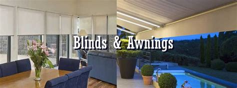 automatic blinds and awnings outdoor retractable awnings