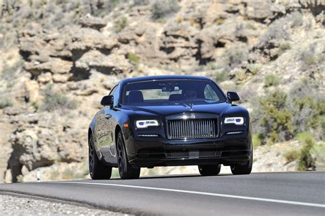 roll royce 2017 2017 rolls royce wraith black badge first drive