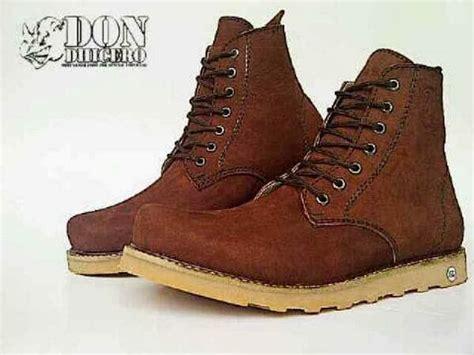 Country Boot Handmade Bandung dondichero brown boots