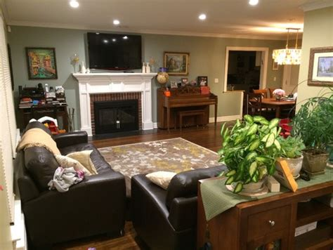 l shaped living room dining room ideas youtube please help declutter redeisgn my l shaped living room