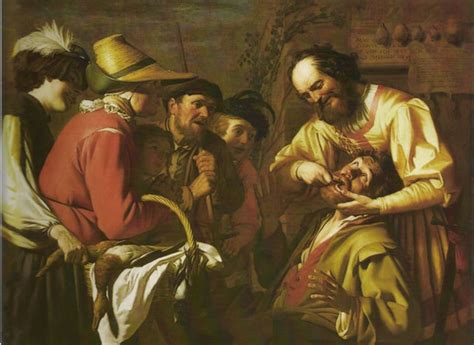 Can I Pull Up My Criminal Record Dentistry And Gerard Honthorst The Tooth Puller