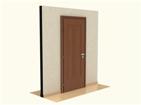 porte 3d 3d door door 3d model