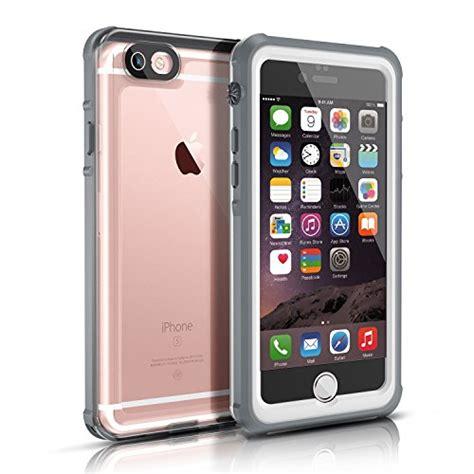funda impermeable para iphone 6 6s 4 7 inch easylife ip68 transparente carcasa anti agua a