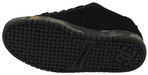 Dc Court Graffik Se Blk Bship Armor Mens Trainers Treds Dc Court Graffik Se Shoe Black Camouflage For Sale At Surfboards 4735108