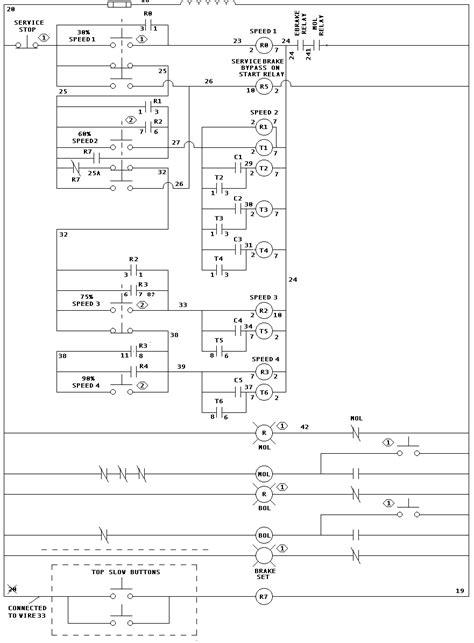 lift station panel schematic wiring diagram